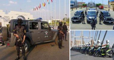 تعزيزات أمنية بمحيط استاد القاهرة قبل لقاء منتخب مصر وأوغندا