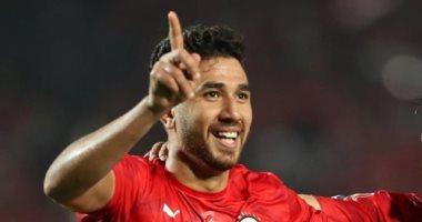 """تريزيجيه """"ملك المراوغات"""" في مباراة مصر ضد الكونغو"""