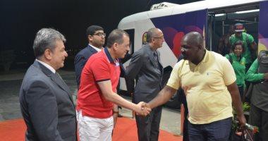 منتخب الكاميرون يصل مطار القاهرة للمشاركة فى كأس الأمم الأفريقية