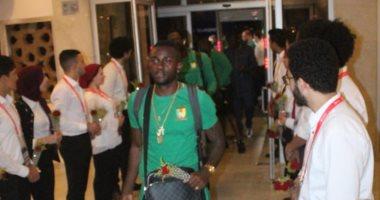 منتخب الكاميرون يخوض أول مران بالإسماعيلية استعدادا لمواجهة غينيا