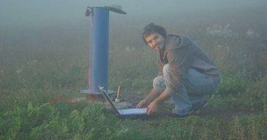 """رسالة ماجستير عن """"تقييم وإدارة المياه الجوفية بوادى بدع بالعين السخنة"""""""