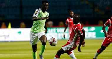 نيجيريا تتعادل سلبياً مع بوروندي فى الشوط الأول بأمم أفريقيا 2019