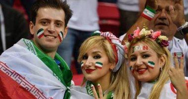 شاهد.. المرأة الإيرانية داخل ملاعب كرة القدم لأول مرة منذ 40 عاما