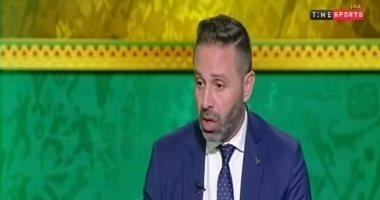 حازم إمام : خوض بطولة علي أرضنا فرصة لن تكرر للاعبي المنتخب الاولمبي