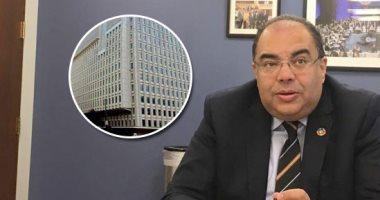 محمود محيى الدين يعلن خطة عمل دولية لتمويل جهود مواجهة جائحة كورونا