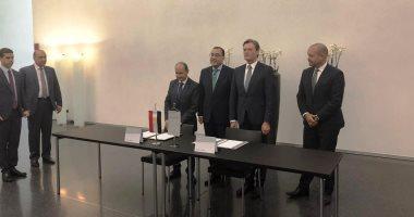 رئيس الوزراء يشهد توقيع اتفاقية مع مرسيدس لإنشاء مركز هندسى فى منطقة قناة السويس