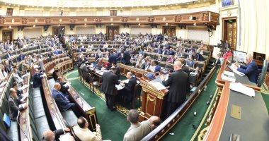 صور.. عبد العال يُطالب النواب بعدم الخروج عن الموضوع بمناقشات الموازنة العامة