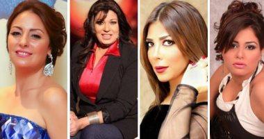 فيفى عبده ليست الأولى.. 7 فنانات تعرضن للسرقة على يد الخادمات