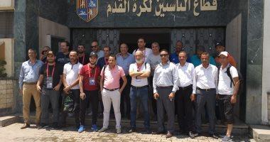 المغرب والجزائر يستكشفان خلطة نجاح صلاح والنني في زيارة للمقاولون