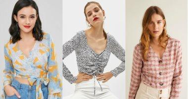 فورمال X كاجوال.. أزياء عصرية تناسب الفتيات فى جميع الإطلالات.. صور