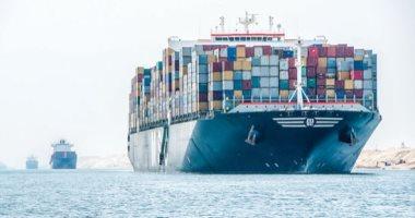 الفريق أسامة ربيع: عبور 59 سفينة قناة السويس اليوم بحمولة 4.5 مليون طن