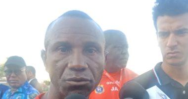 مدرب الكونغو: صلاح وتريزيجيه الأخطر فى منتخب مصر