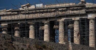 علماء: تغير المناخ يهدد الآثار الإغريقية فى اليونان (صور)