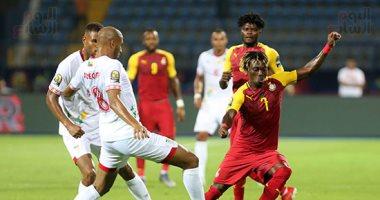 """غانا تسقط فى """"كمين"""" بنين بمسلسل مفاجآت أمم أفريقيا 2019.. فيديو"""