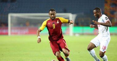 غانا ضد بنين
