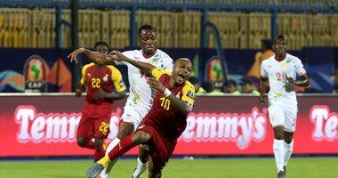 جوردان أيو أفضل لاعب بمباراة غانا ضد بنين فى أمم أفريقيا 2019