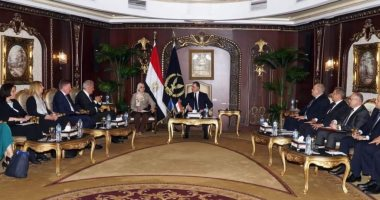وزير الداخلية: نتعاون مع الاتحاد الأوروبى لمكافحة الإرهاب والهجرة غير الشرعية