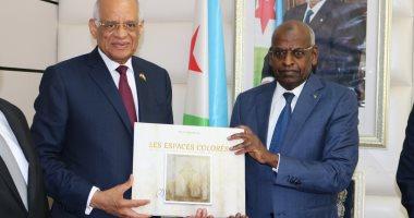 على عبدالعال لرئيس وزراء جيبوتى: مصر تسعى لتعزيز العلاقات ومكافحة الإرهاب