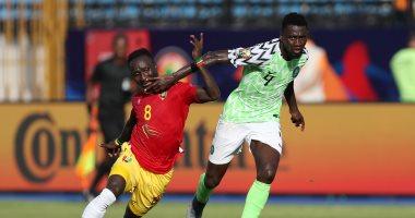 ملخص واهداف مباراة نيجيريا ضد غينيا في كأس أمم أفريقيا