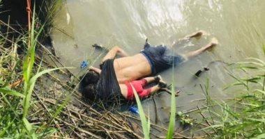 ترامب معلقا على صورة المهاجر السلفادورى الغريق وابنته: يؤسفنى أن أراها