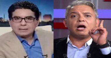 خبير اعلامى: معتز مطر و محمد ناصر شخصيات بهلوانية وقنوات الإخوان كاذبة