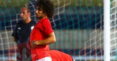 كيف تعامل المنتخب مع وجود عمرو وردة فى اسكورشيت مباراة الكونغو؟