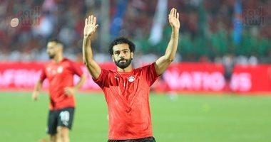 محمد صلاح يتفوق على نجوم مصر والكونغو برقم مميز