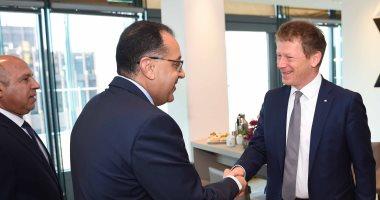 صور.. مصر وألمانيا تعلنان إعداد اتفاق بين سكك حديد البلدين لتحديد مجالات التعاون