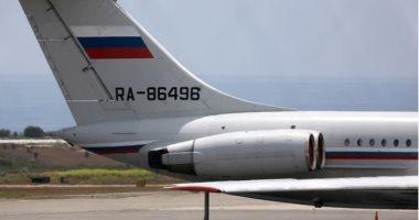 روسيا: طائرة عسكرية روسية وصلت لفنزويلا لصيانة معدات.. وواشنطن ترفض