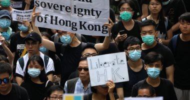 الشرطة تسيطر على مبنى المجلس التشريعى فى هونج كونج