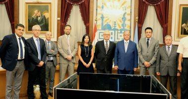 محافظ القاهرة: تسهيل إجراءات التصدير والاستيراد لتجار شق الثعبان لتنمية المنطقة