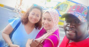 مشجع غينى من الإسكندرية: كان حلم حياتى زيارة مصر والتنظيم أكثر من رائع