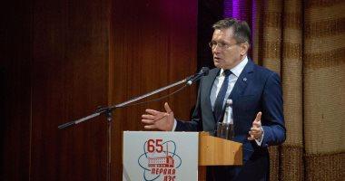 روساتوم الروسية تحتفل بالذكرى الـ 65 لتأسيس أول محطة نووية فى العالم