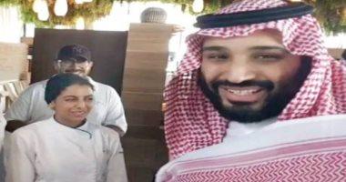 شيف سعودية تكشف تفاصيل لقاءها مع محمد بن سلمان بمطعم فى جدة