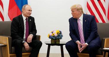 ترامب يشكر بوتين على دعوته لحضور احتفالات عيد النصر