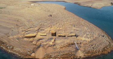 بسبب جفاف دجلة.. اكتشاف قصر من الإمبرطورية الغامضة بالعراق عمره 3400 عاما
