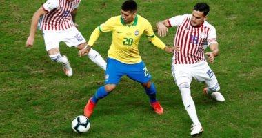 البرازيل ضد باراجواي.. شوط سلبي بين المنتخبين
