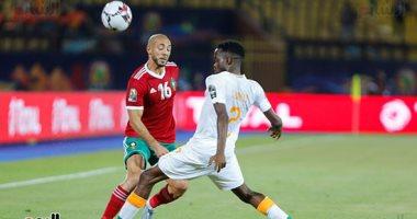 نجم المغرب أمرابط يقترب من المشاركة ضد جنوب أفريقيا فى كان 2019