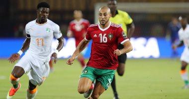 النصر السعودي يكشف حقيقة رحيل نجم المغرب للدوري الاسباني