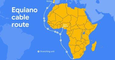 Equiano كابل إنترنت بحرى جديد من جوجل يربط أفريقيا وأوروبا
