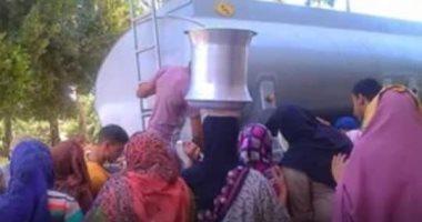 انقطاع المياه لمدة 16 ساعة عن شارع الوحدة بالجيزة.. والأهالى يناشدون عودتها
