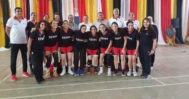 مصر تفوز على رواندا فى التصفيات الأفريقية لسيدات السلة