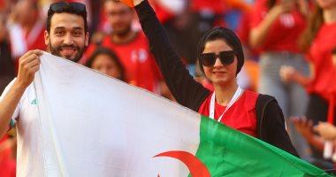 احتفالات مصرية على السوشيال ميديا بتأهل الجزائر إلى نهائى أمم إفريقيا