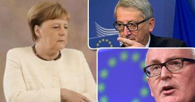 قمة أوروبية جديدة لاختيار رئيس جديد للمفوضية.. والهولندى تيمرمانس هو الأقرب للمنصب.. توافق بين دول أوروبا الكبرى على السياسى الاشتراكى خلال قمة العشرين.. وماكرون يتوقع اتخاذ قرار بشأن المناصب الثلاثة الكبرى