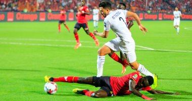 منتخب مصر يهزم أوغندا بثنائية ويتأهل لدور الـ16 فى أمم أفريقيا بالعلامة الكاملة