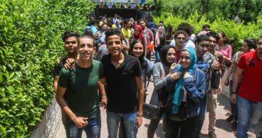 68 ألف طالب بالثانوية العامة يؤدون اليوم امتحانى الفيزياء والتاريخ دور ثان