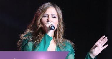 كارول سماحة تغازل جمهور تونس قبل حفلها فى قرطاج أغسطس المقبل