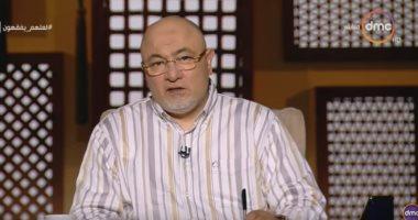 """خالد الجندى يكشف أسرار فى حياة الفنان عزت أبو عوف """"فيديو"""""""