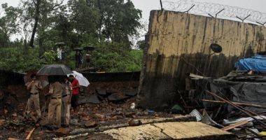 مصرع 4 أشخاص وإصابة 23 آخرين إثر انهيار جدار معبد بالهند