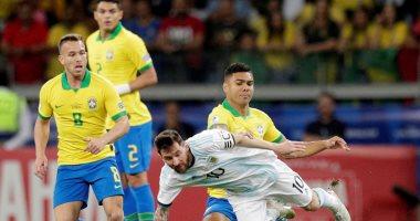لعنة البرازيل تضرب الأرجنتين من جديد فى كوبا أمريكا